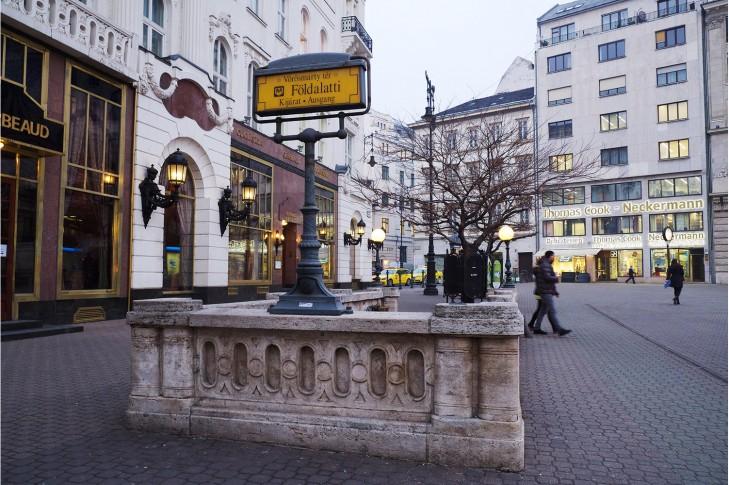 приклад Будапешт
