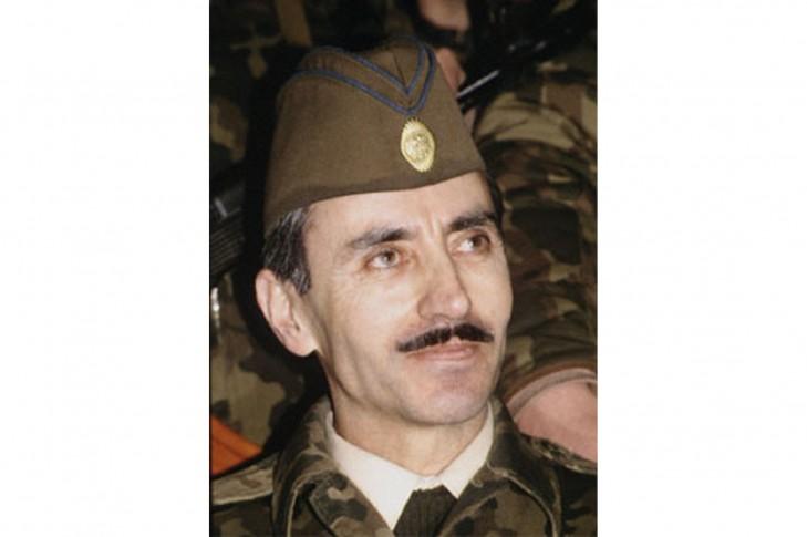 Джохар Дудаєв