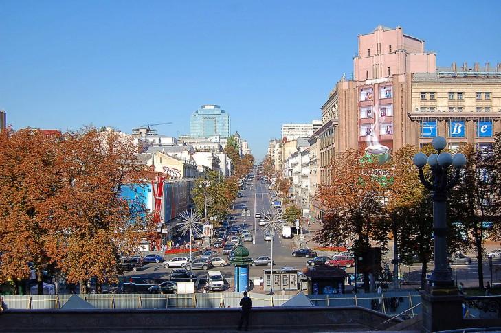 Вулиця Фундуклеївська