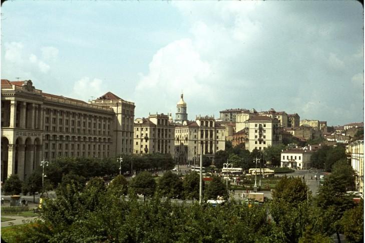 Київ, в якому хочеться бути туристом